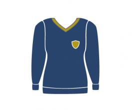 hitchin-girls-vneck-sweater-badged